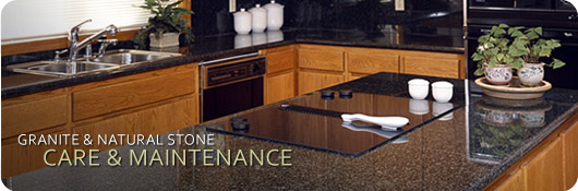 Granite Care at Edge Stoneworks