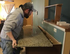 Countertop Installation