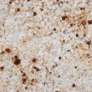 Colonial Gold Granite counte tops at Edge Stoneworks