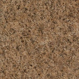 New Venetian Gold Granite countertop at Edge Stoneworks