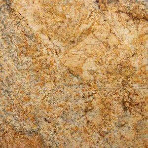 Solarius Granite countertop at Edge Stoneworks