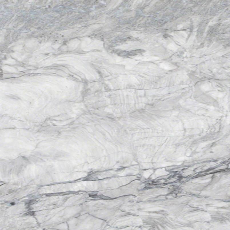 Super White Marble at Edge Stoneworks