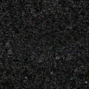 Volga Blue Granite countertops at Edge Stoneworks