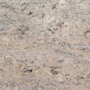 White Ice Granite countertops at Edge Stoneworks