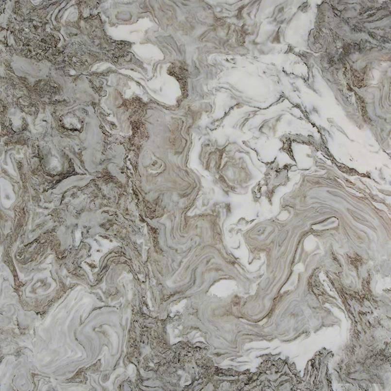 Avalanche White Marble at Edge Stoneworks
