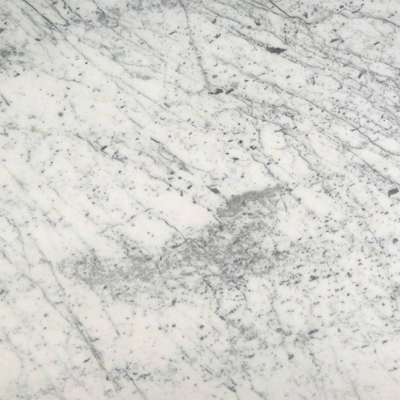 Carrara White Marble at Edge Stoneworks