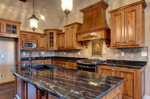 Kitchen countertop granite pretoria french country at Edge Stoneworks