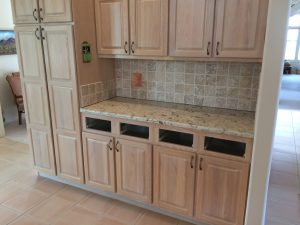 Quartz Countertops Romano White Traditional