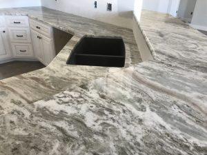 Kitchen Countertops at Edge Stoneworks