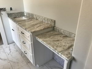 Kitchen Marble Countertops at Edge Stoneworks