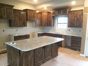 Kitchen Designs at Edge Stoneworks