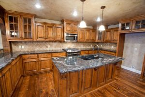 Kitchen Countertop Granite Pretoria Rustic