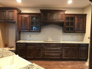 Kitchen Cabinets at Edge Stoneworks